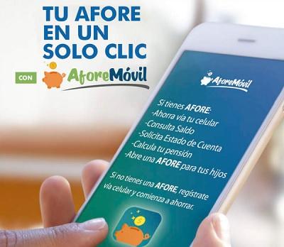 Afore Móvil: consulta estado de cuenta, ahorra, abre una cuenta de Afore
