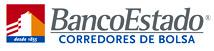 ¿Cómo comprar y vender acciones con BancoEstado Corredores de Bolsa?