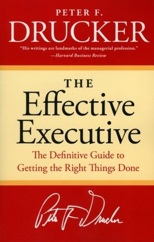THE EFFECTIVE EXECUTIVE, RANKIA, EDGAR ARENAS, LIBROS, MILLONARIOS LEEN