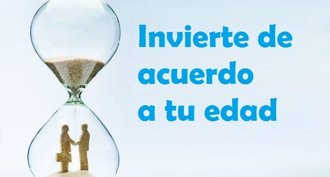 Invierte de acuerdo a tu edad, Rankia, Edgar Arenas