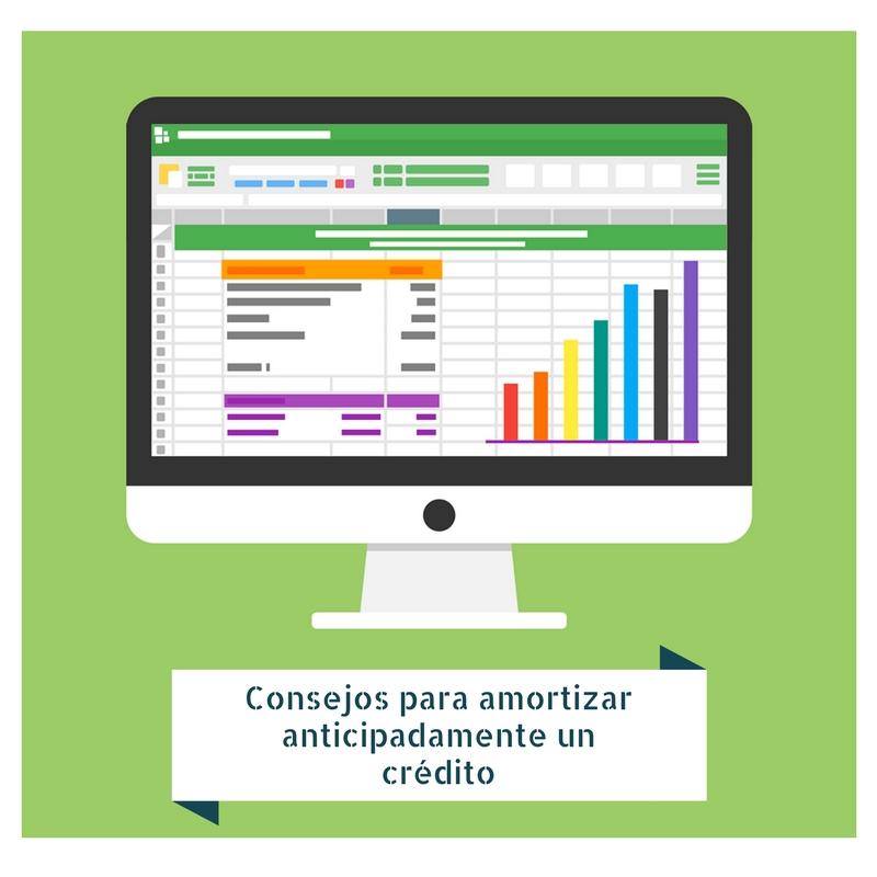 Consejos amortizar un crédito