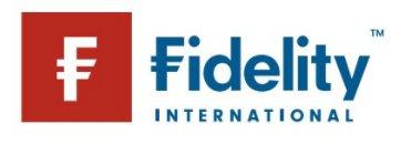 Logotipo Fidelity