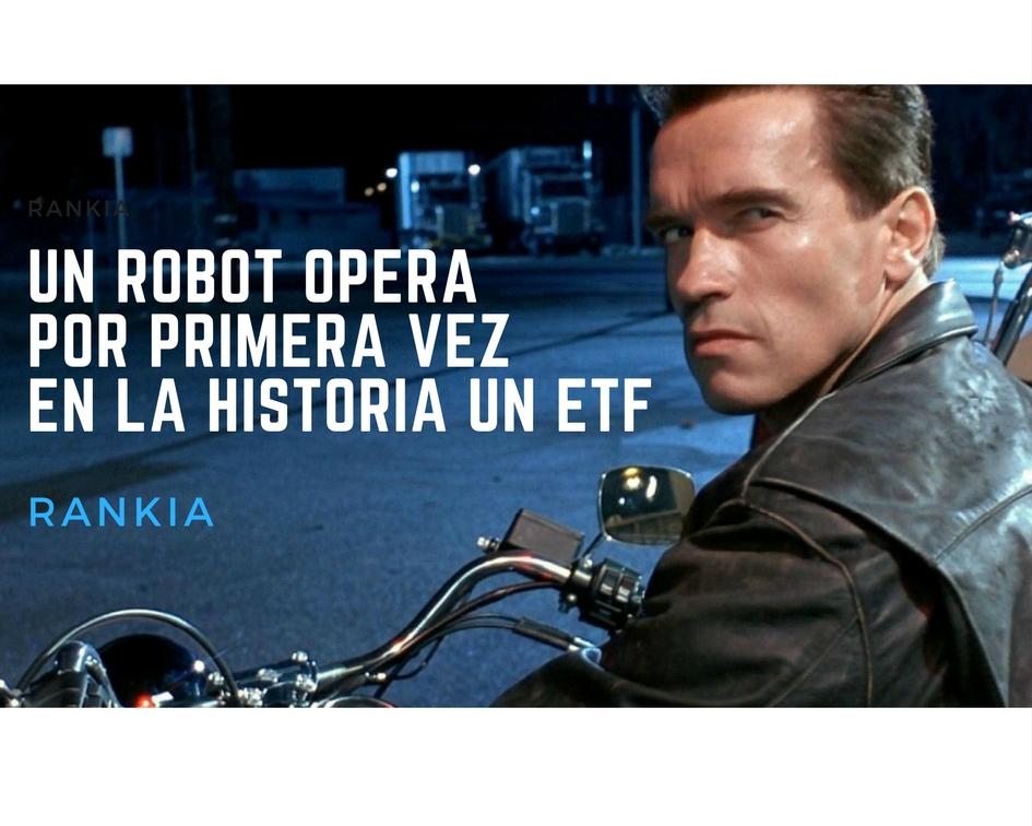 ROBOT, ETF, EDGAR ARENAS, RANKIA
