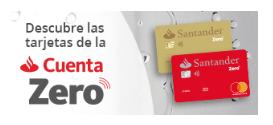 Cuenta Zero Banco Santander
