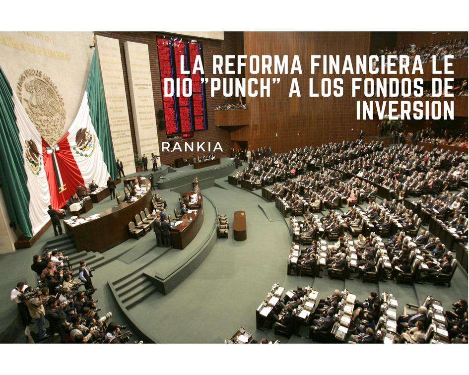 """La reforma financiera le dio """"punch"""" a los fondos de inversión."""