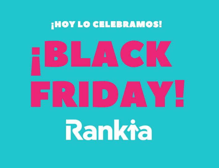 Blackfriday en Rankia