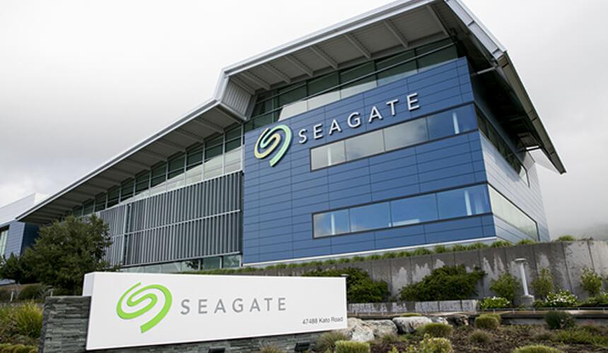 Cotización de Seagate