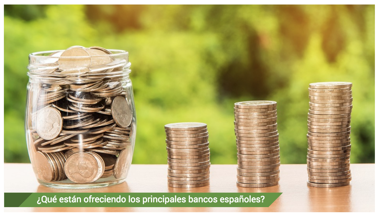 Oferta bancos españoles