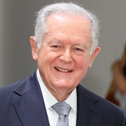 1er Hombre más rico de Colombia 2021: Luis Carlos Sarmiento Angulo (US $ 8.800 millones)