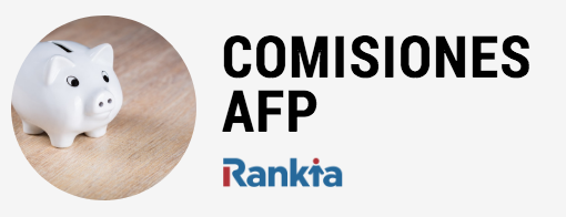Comisiones afp 2018