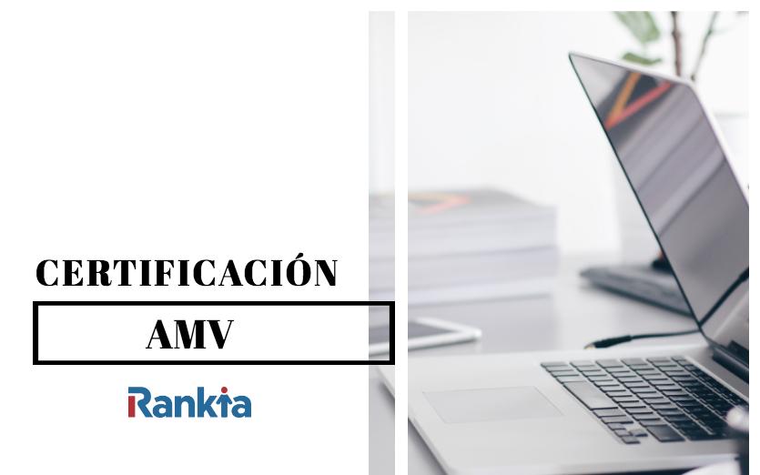 AMV Certificación 2018: material de estudio y examen