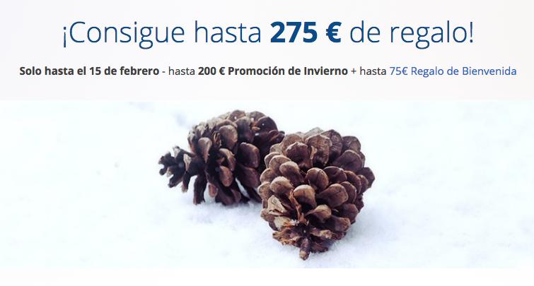 Promocion raisin invierno