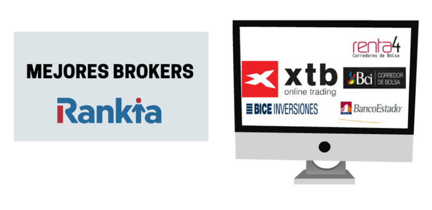 Mejores brokers chilenos 2019