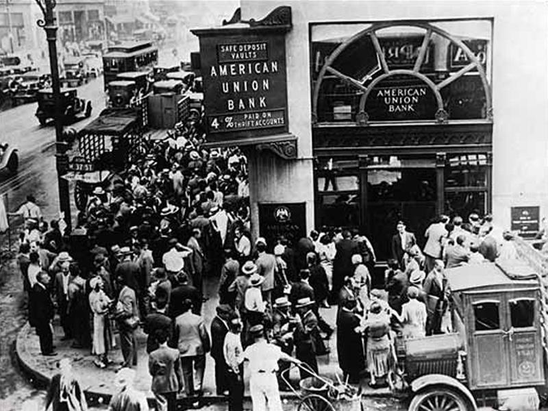 CRACK 1929
