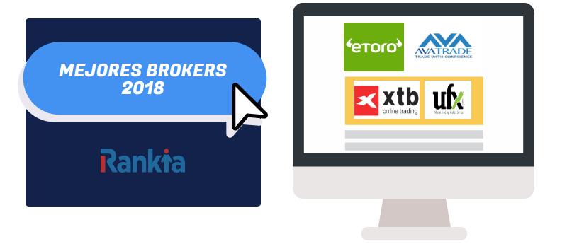 Mejores brokers 2018