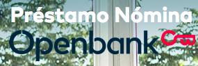 Préstamo nómina Openbank