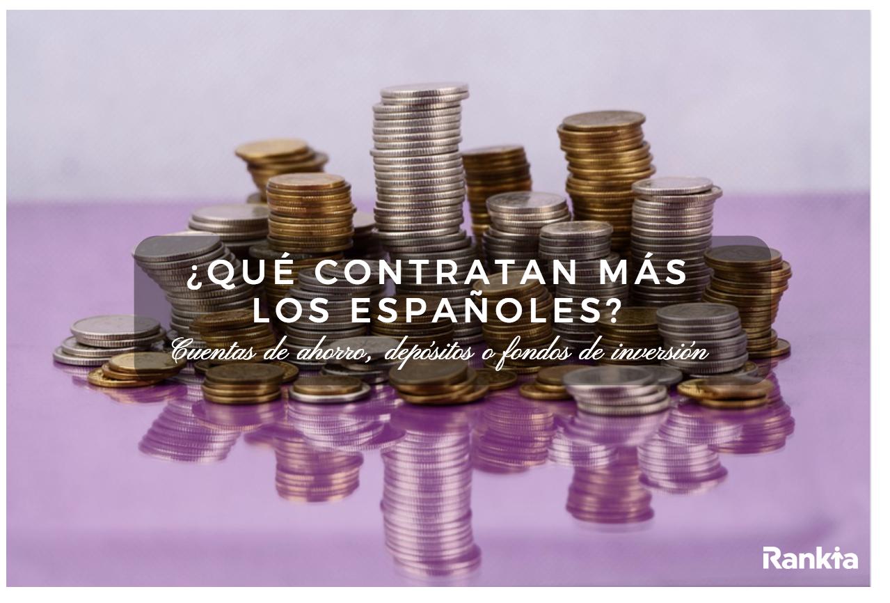 Qué contratan más los españoles