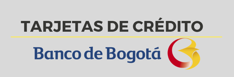 Tarjetas de cr dito banco de bogot rankia for Banco de bogota