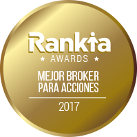 mejor broker acciones 2017