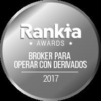 2 mejor broker derivados 2017