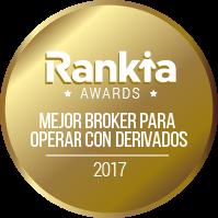 mejor broker derivados 2017