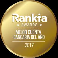 mejor cuenta bancaria 2017