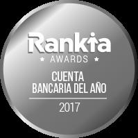 2 mejor cuenta bancaria 2017