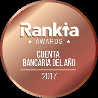3 mejor cuenta bancaria 2017
