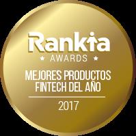 mejor producto fintech 2017