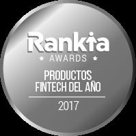 2 mejor producto fintech 2017