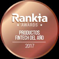 3 mejor producto fintech 2017