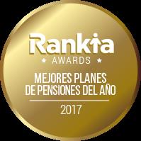 mejor plan de pensiones 2017