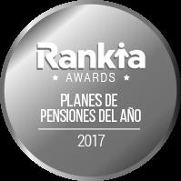 2 mejor plan de pensiones 2017