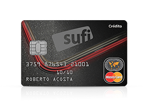 Tarjeta de Crédito MasterCard Sufi: Bancolombia
