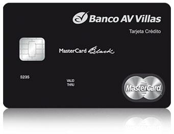 Tarjeta de Crédito Black: Banco AV Villas
