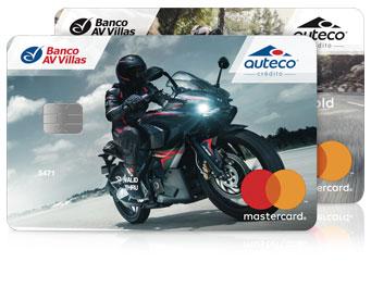 Tarjeta de Crédito Auteco: Banco AV Villas