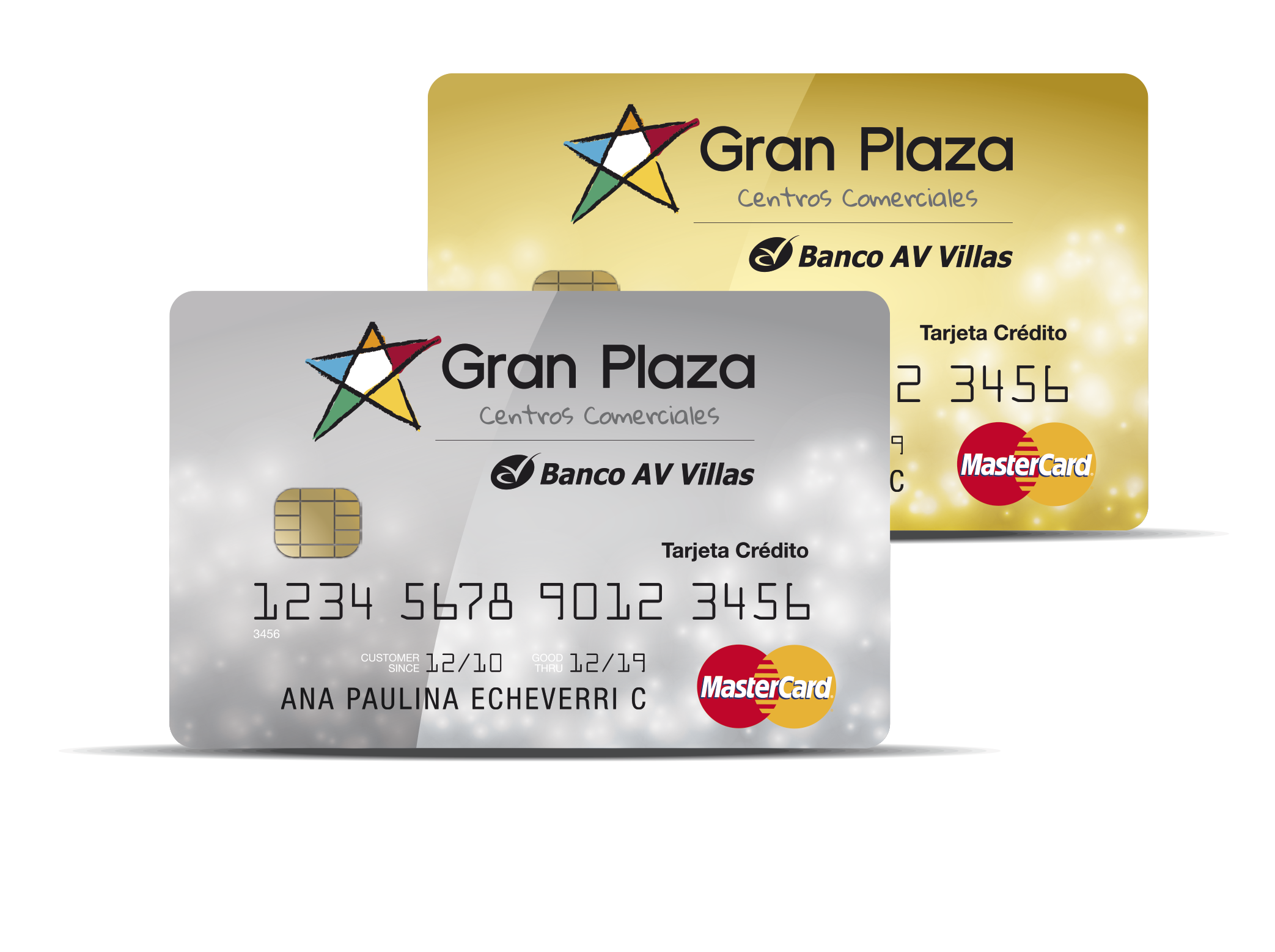 Tarjeta de Crédito Gran Plaza: Banco AV Villas