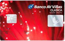 Tarjeta de Crédito Clásica: Banco AV Villas