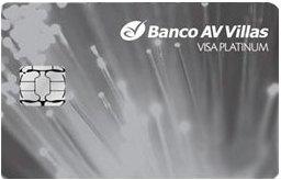 Tarjeta de Crédito Platinum: Banco AV Villas