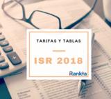 Tarifas y tablas ISR 2018