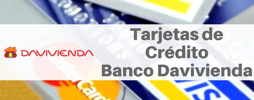 Tarjetas de Crédito Banco Davivienda