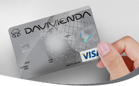 Tarjeta de Crédito Visa Platinum: Banco Davivienda