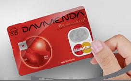 Tarjeta de Crédito MasterCard Clásica: Banco Davivienda