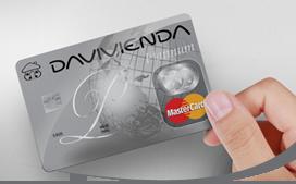 Tarjeta de Crédito MasterCardPlatinum: Banco Davivienda