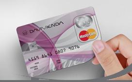 Tarjeta de Crédito MasterCard Clásica Mujer: Banco Davivienda