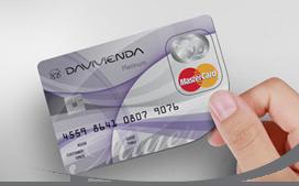 Tarjeta de Crédito MasterCard Platinum Mujer: Banco Davivienda