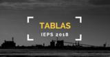 Tablas IEPS 2018