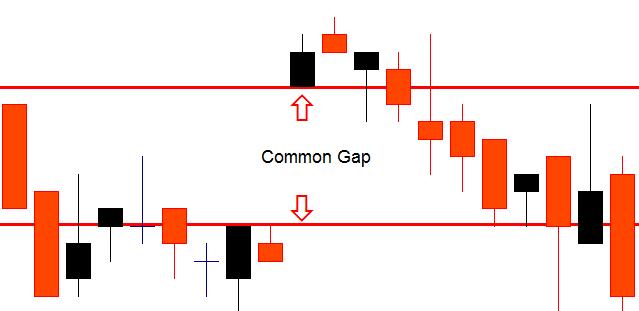 COMMON GAP