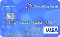 Tarjeta de Crédito Clásica: Banco Caja Social