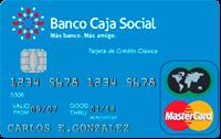Tarjeta de Crédito Amigos de la Experiencia: Banco Caja Social